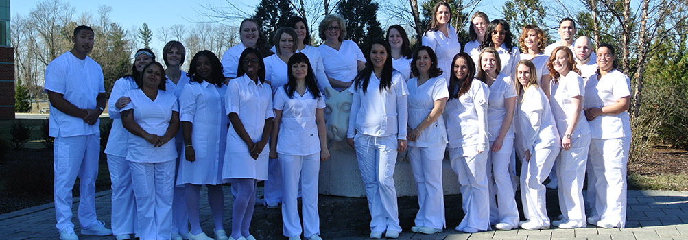 Group of Practical Nursing Graduates
