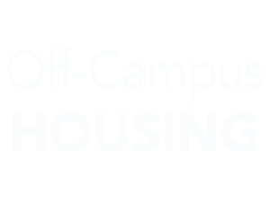 Learn about off-campus housing