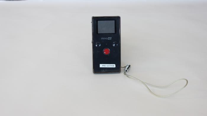 Flip mino HD camera