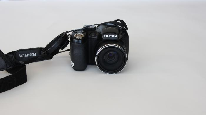 fuji fine pix camera