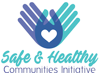 Graphic logo of the Safe and Healthy Communities Initiative