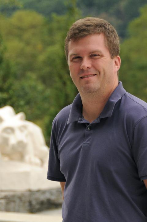 Dr. Todd Retzlaff headshot