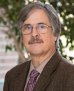 Dr. Roger Egolf headshot