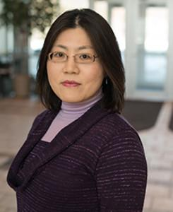 Dr. Tai-Yin Huang headshot