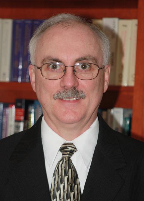 Dr. Kevin Kelley headshot