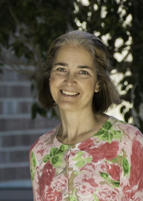 Dr. Margaret Christian headshot