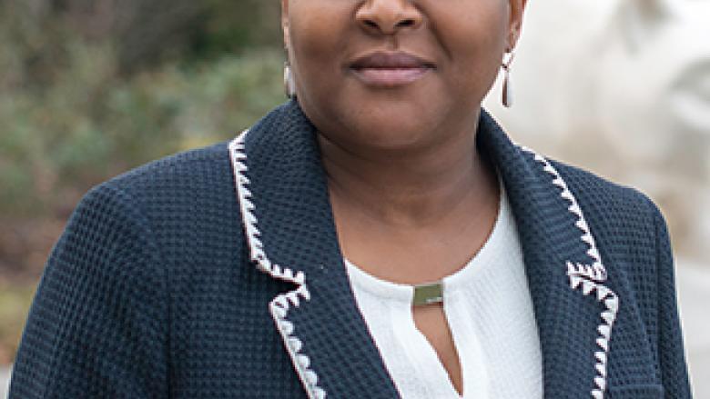 headshot of Dr. Tina Q. Richardson