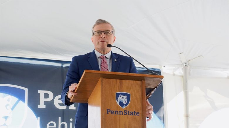 Penn State Lehigh Valley Expansion Groundbreaking Highlights