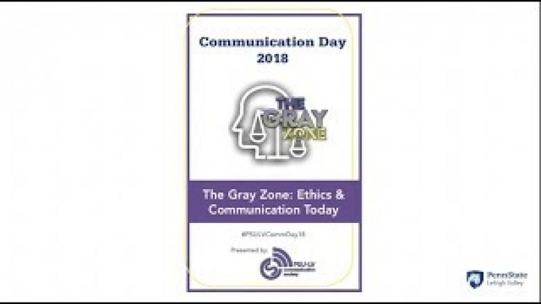 Communication Day 2018